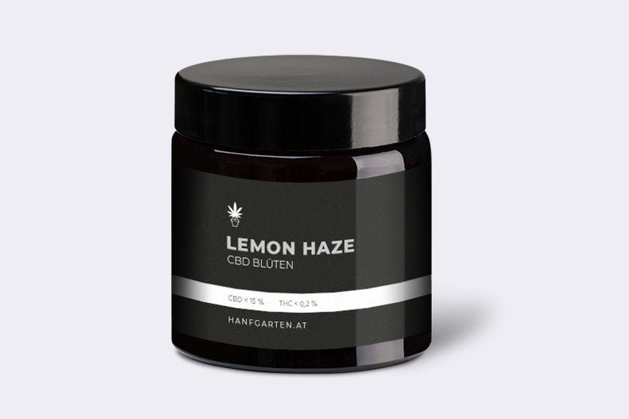 Lemon Haze flowers