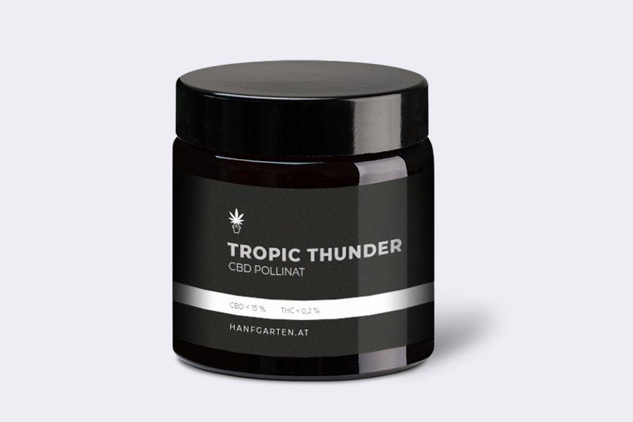 Tropic Thunder flowers