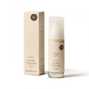 BioBloom Organic CBD Hand cream Protect 30ml