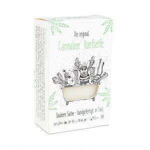 Hemp soap - Cannabee