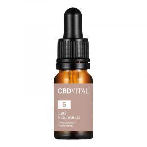 CBD Vital CBG Natural extract 5%