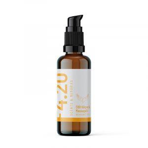CBD Body & Massage Oil Bergamot