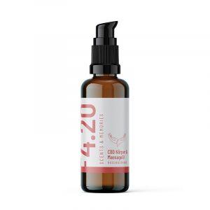 CBD Skin & Care Oil Rose Geranium