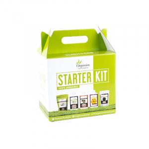 Starter Kit Organics Nutrients