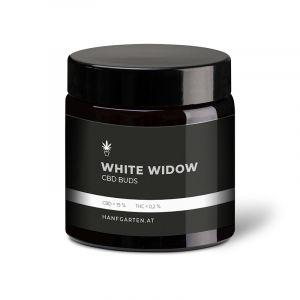 White Widow Premium Flowers