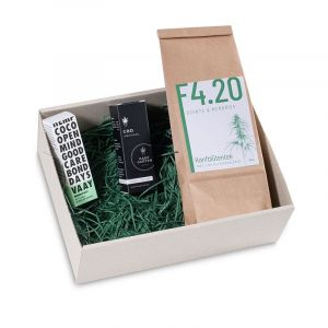 Gift set well-being