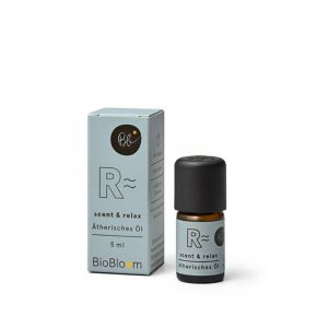 BioBloom Aromatherapy scent & relax Diffuser Oil