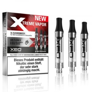 Clearomizer 3 Packs